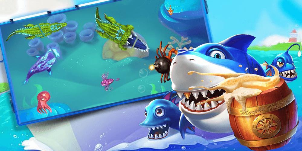 เกมยิงปลาออนไลน์ รับเครดิตฟรี
